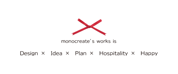 monocreate's works
